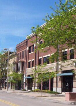 Downtown Rock Island